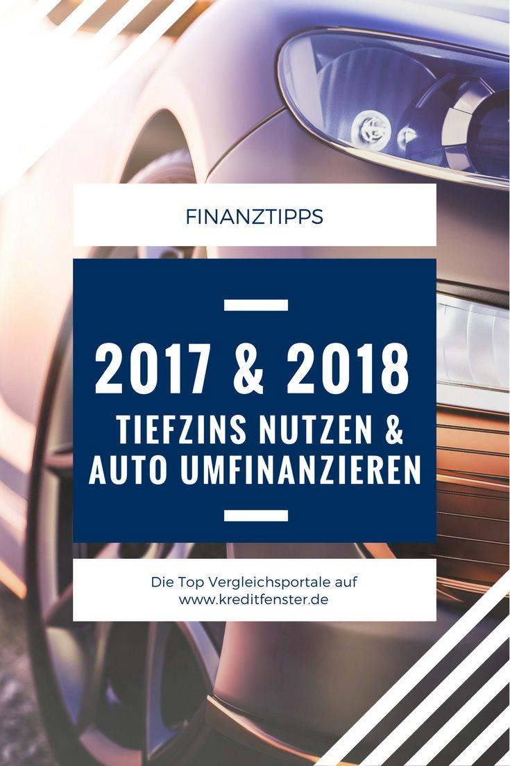 Kreditvergleich Auto umfianzieren