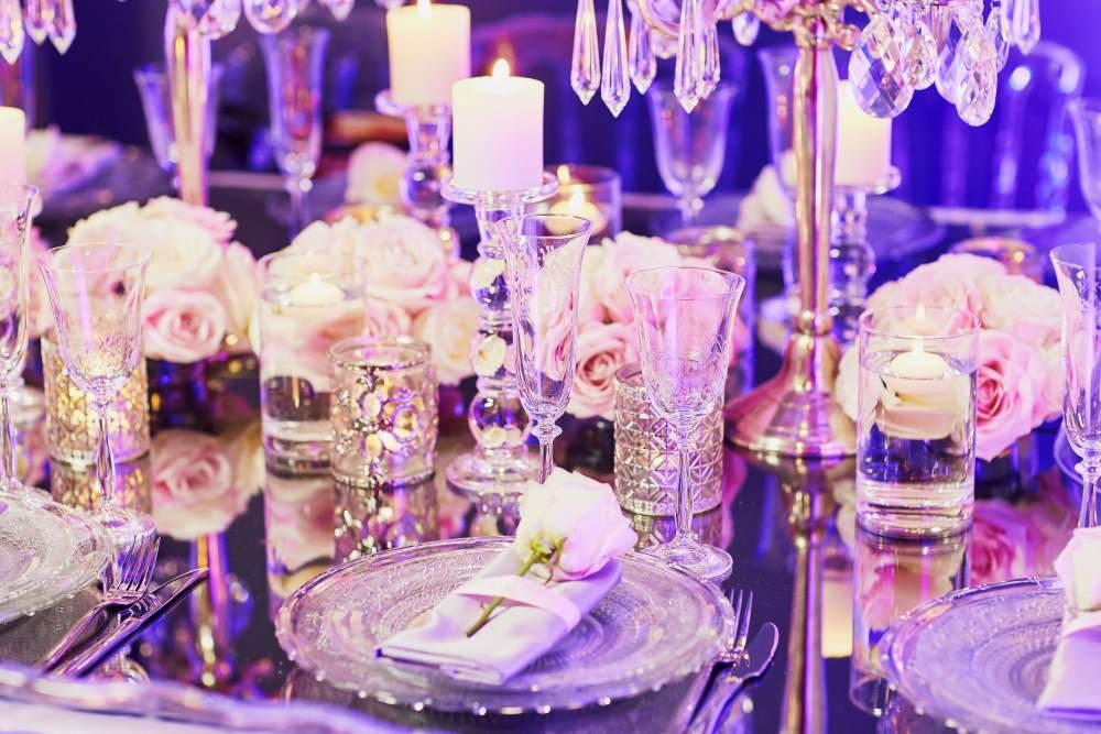 Ideensammlung für ein Hochzeitsgedeck